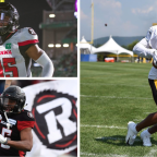 """Former REDBLACKS Receiver and Returner """"Staying ahead of the curb"""" with Steelers"""