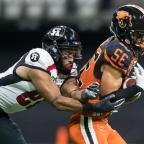 Lions take their third win home in a 40-7 Redblacks loss