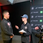Ottawa Redblacks quarterback Nick Arbuckle has eyes on a future in Ottawa
