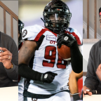 """Coach is on the edge of his seat with excitement"" Ottawa Redblacks defensive lineman Michael Wakefield talks about new coaches and whats to come in 2020"