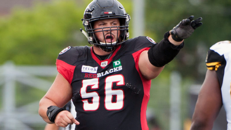 Scout Edmé looks at the local talent on the Redblacks' roster ...