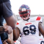 Ottawa Redblacks sign former Alouettes offensive lineman Na'Ty Rodgers to a one-year deal