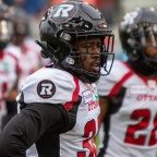 """""""I want to end up living in Ottawa"""" Redblacks' defensive back Brandin Dandridge looks back to the past and into the future"""