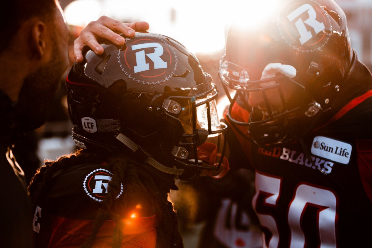 The Journey from the 613 Part One; An introduction to Redblacks' defensive back Sherrod Baltimore and his impact on the city