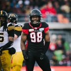 JZ's Takeaways #1 ft. Avery Ellis; Redblacks' newly re-signed defensive lineman Avery Ellis talks about his long off-season, his sports business degree as well as the future he has in Ottawa