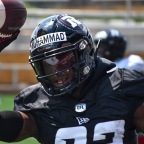 The buzz is back at TD Place! Ottawa Redblacks players show out big for fans in practice to kickoff 2021 CFL season